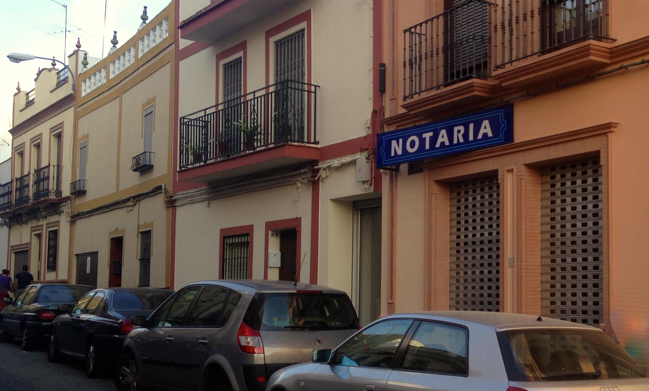 Nueva Notaría en Alcalá de Guadaíra