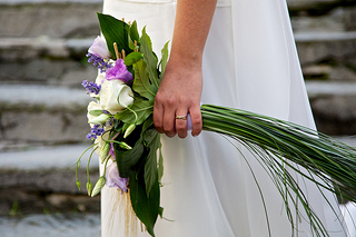 Primer matrimonio como Notario