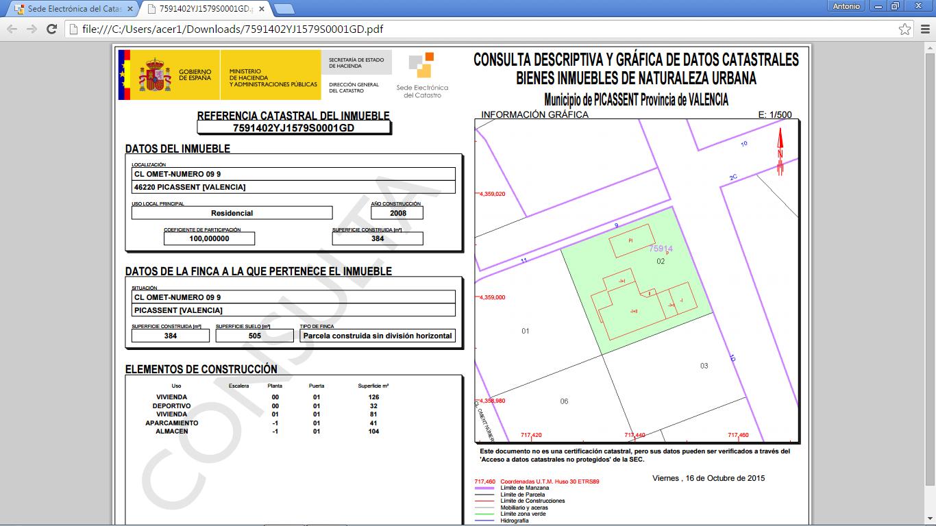 Qu es la georreferenciaci n for Planos topograficos pdf
