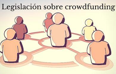 Ley aplicable al crowdfunding