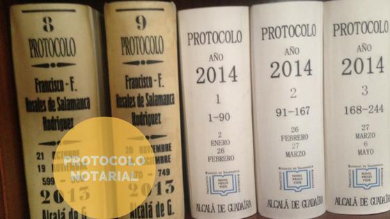 El protocolo notarial: Black Mirror #Retoblog