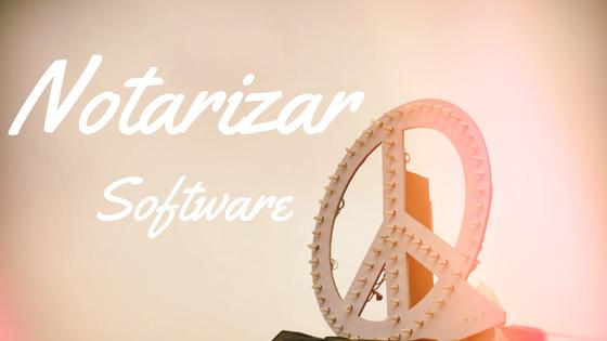 Notarizar software