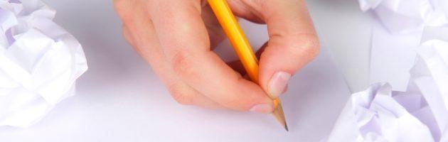 Borrador de una escritura